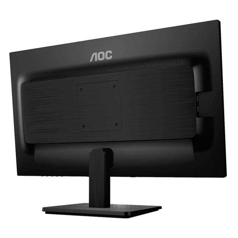 Ecran Moniteur LED 21.5 pouces AOC e2275swj 16/9eme (5ms) VGA/DVI/HDMI,Informatique Réunion 974