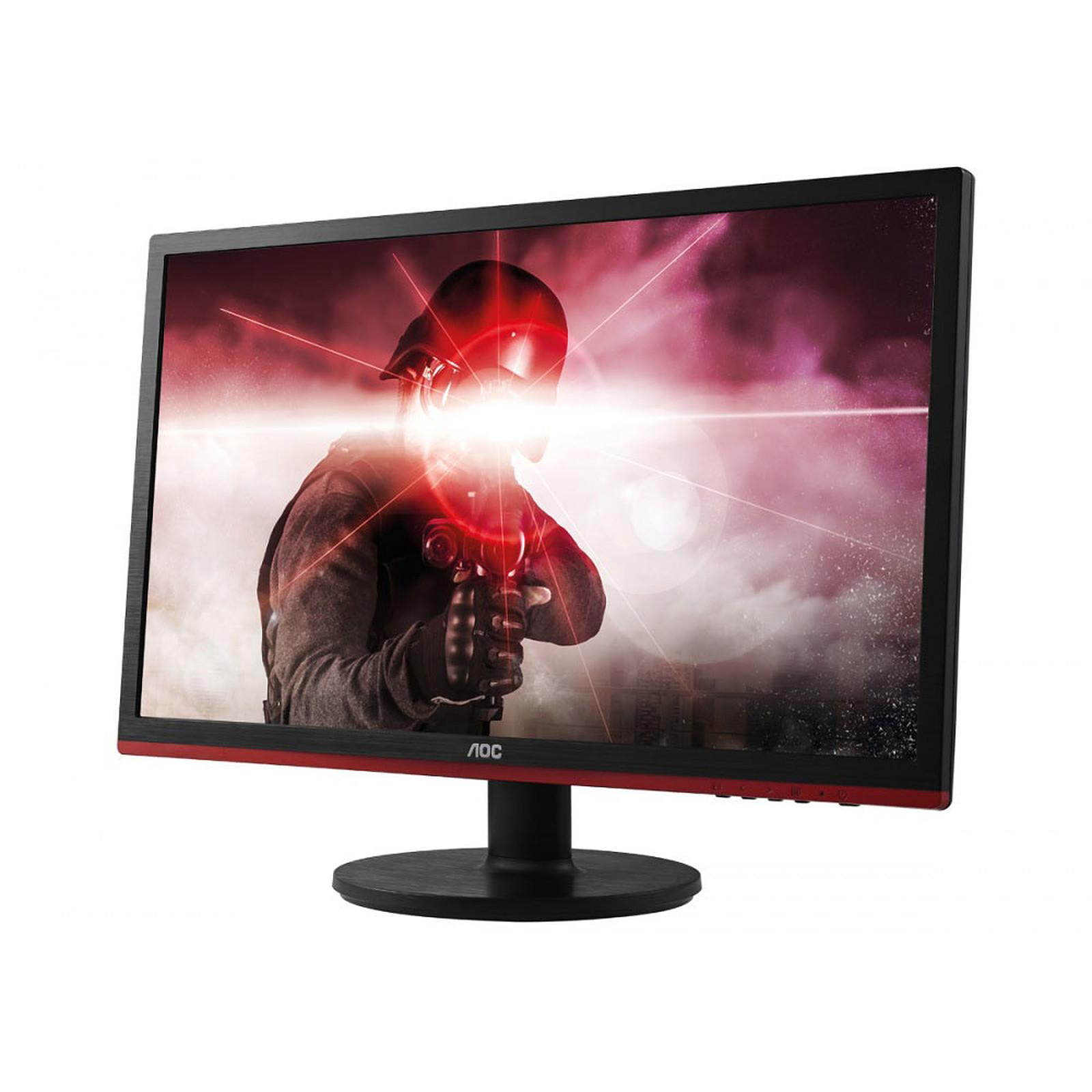 Ecran Moniteur LED 24 pouces 1080p AOC G2460VQ6 VGA,HDMI,DP Freesync(1ms) VESA,Informatique Réunion 974
