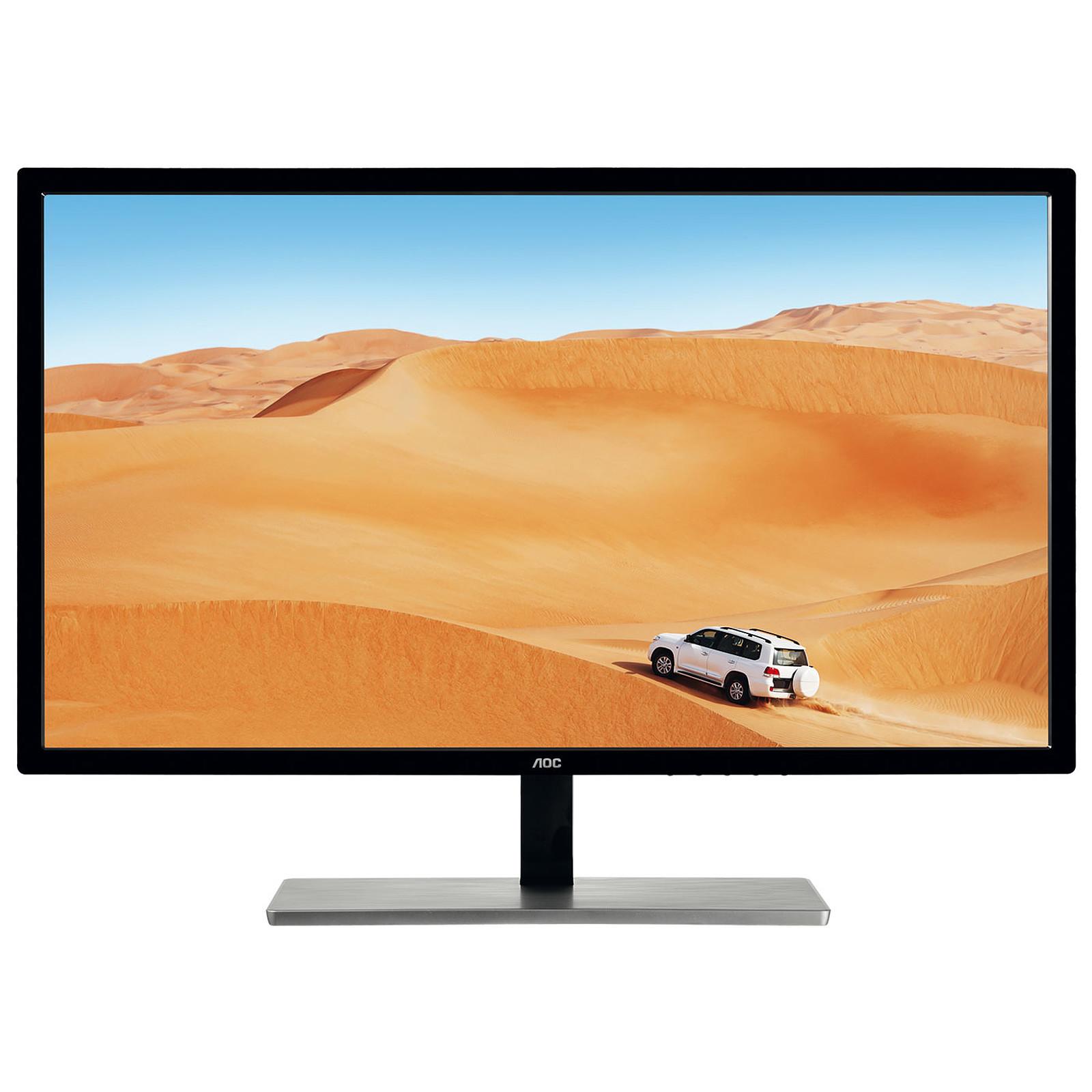 Ecran Moniteur LED 31.5 pouces 1440p AOC Q3279VWF VGA/DVI/HDMI (5ms),Informatique Réunion 974