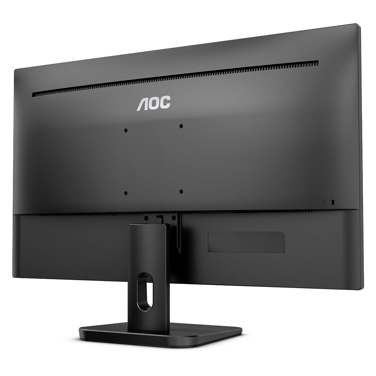 Ecran Moniteur IPS 27 pouces AOC 27E1H 16/9eme (5ms) HDMI/VGA VESA,Informatique Réunion 974