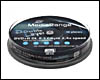 Mediarange DVD+R DL 8.5GB 8x speed cloche de 10 imprimable