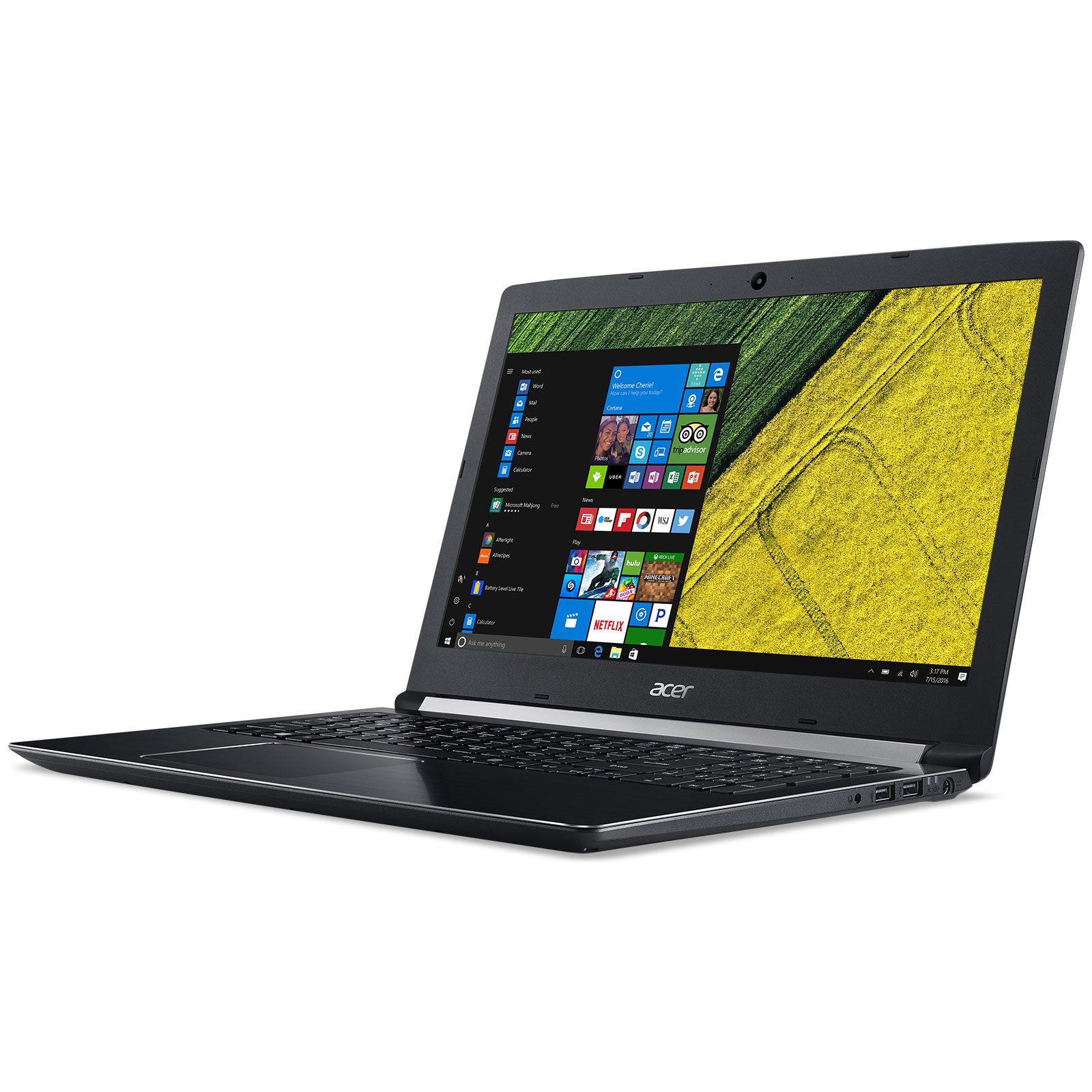 Ordinateur Portable Acer Aspire A515-51G-56W5, i5, 1To, 4Go DDR4, 15.6 pouces LED,informatique Reunion 974, Futur Réunion informatique