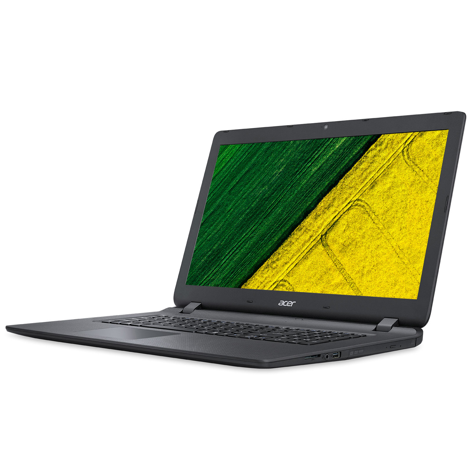 Ordinateur Portable Acer Aspire ES1-732, Quad Core N4200, SSD 256Go, 4Go DDR4, 17.3 pouces LED,informatique Reunion 974, Futur Réunion informatique