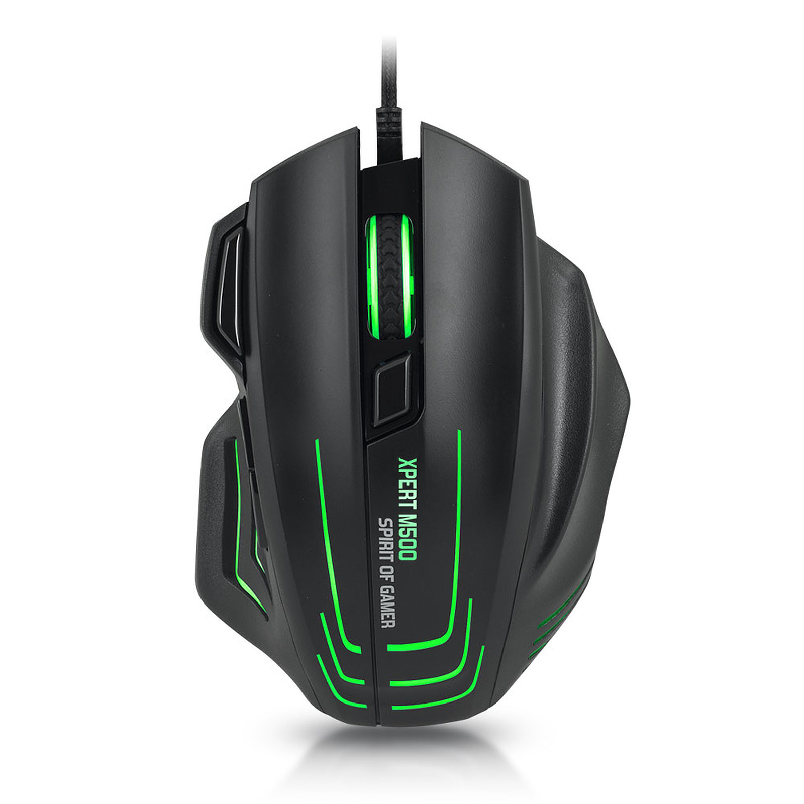 Souris filaire Advance Spirit of Gamer XPERT M500 (S-XM500), informatique Reunion, 974, Futur Réunion