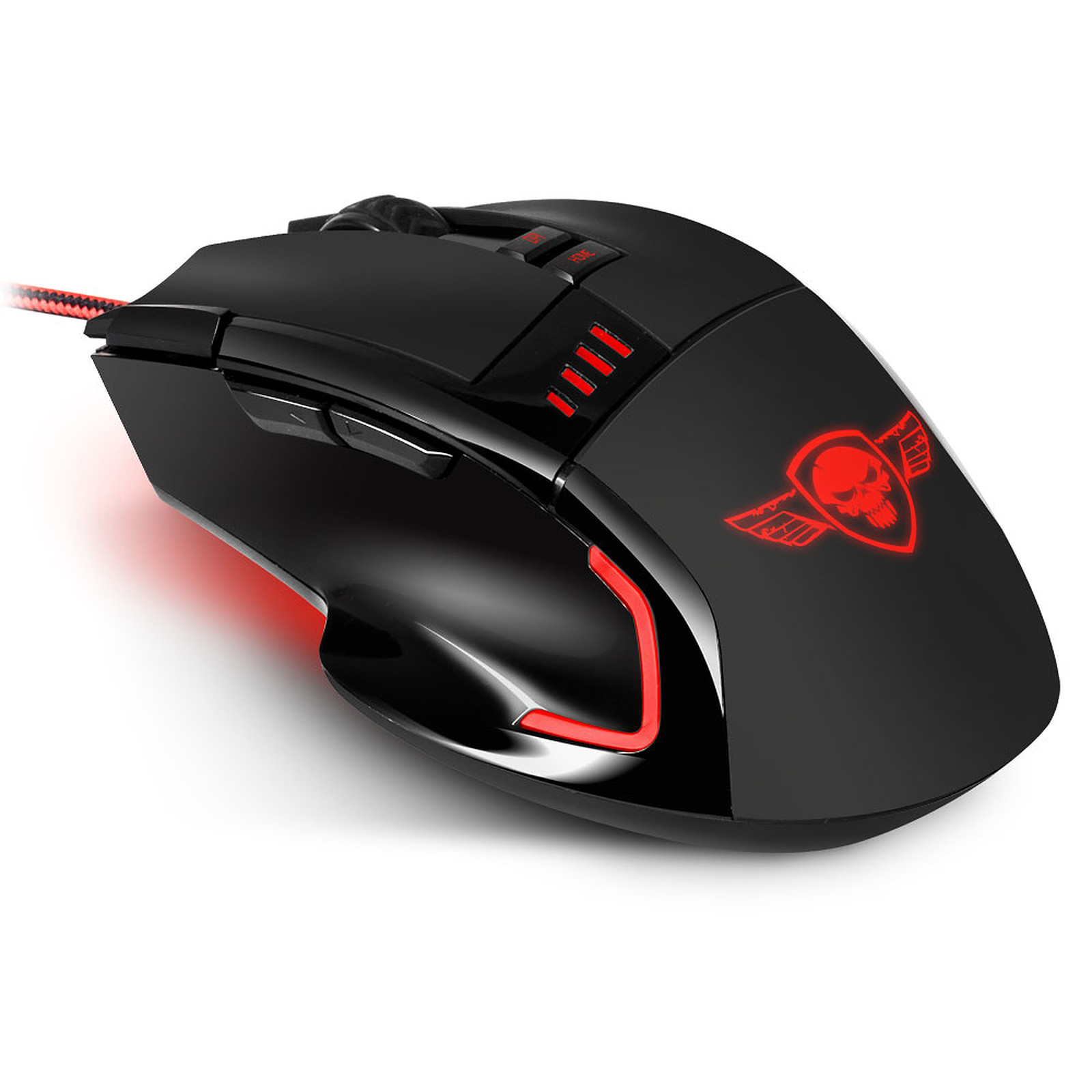 Souris Advance Spirit of Gamer PRO-M5 (S-PM5), informatique Reunion, 974, Futur Réunion