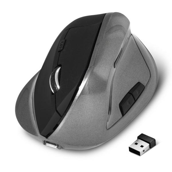 Souris sans fil ergonomique pour droitier Advance Vertical+ 6 boutons , informatique Reunion, 974, Futur Réunion