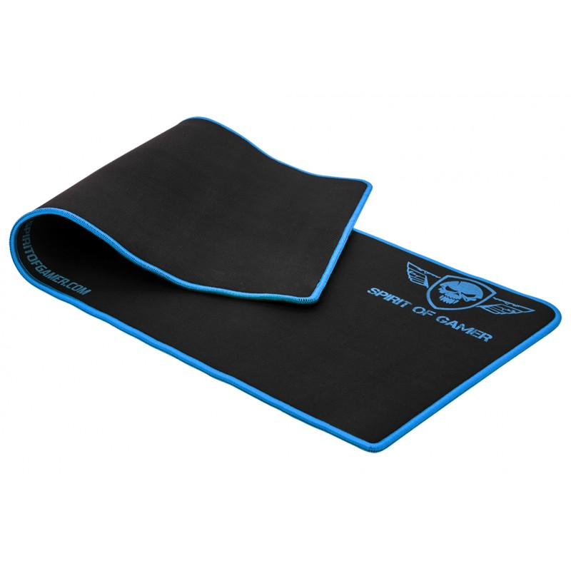Tapis de souris SPIRIT OF GAMER REF SOG-PAD01XXB - BLEU XXL Gaming (300 x 780 x 5mm),Informatique Réunion 974