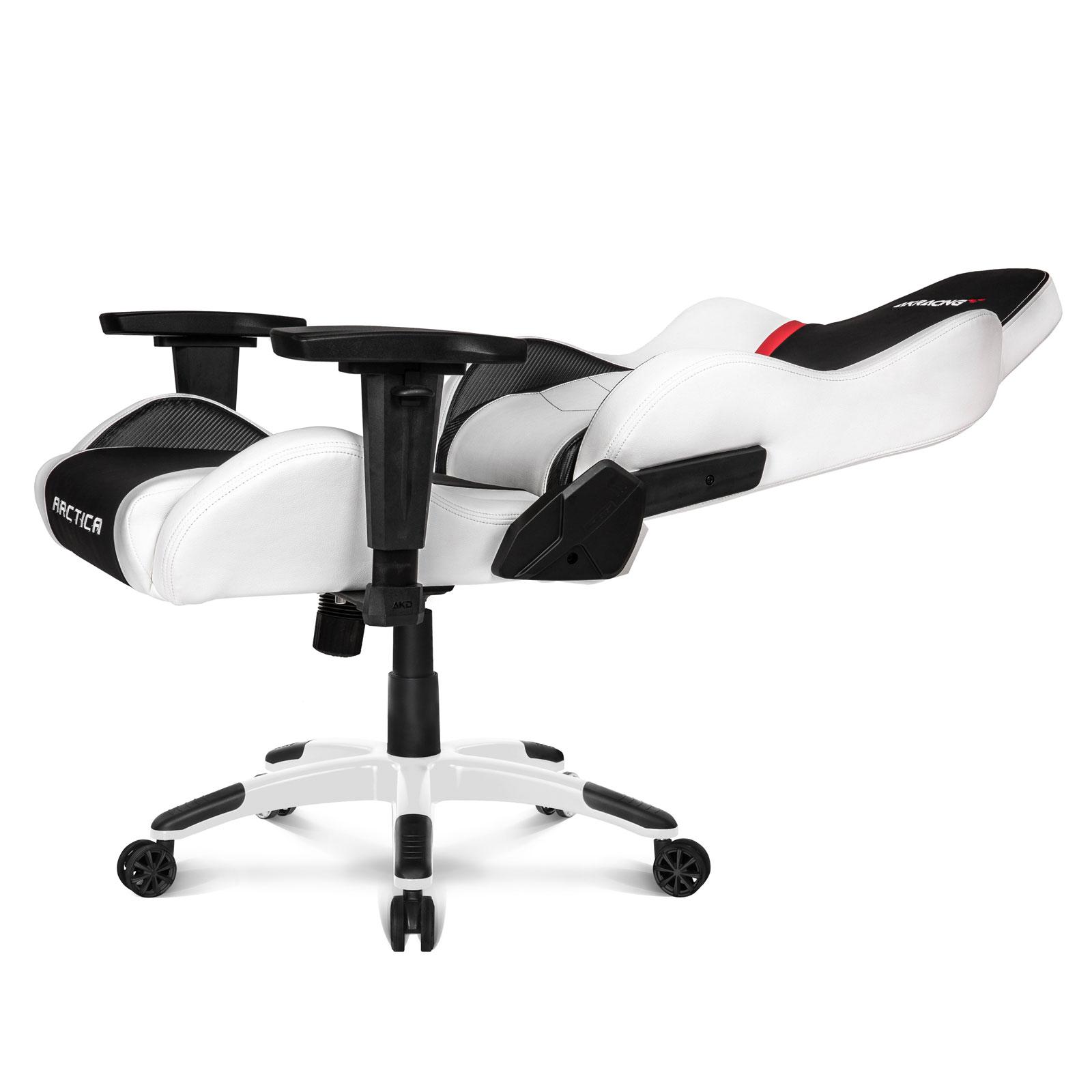 Siège Gamer Akaracing Arctica, fauteuil, siège, siège gamer, informatique 974, informatique ile de la réunion