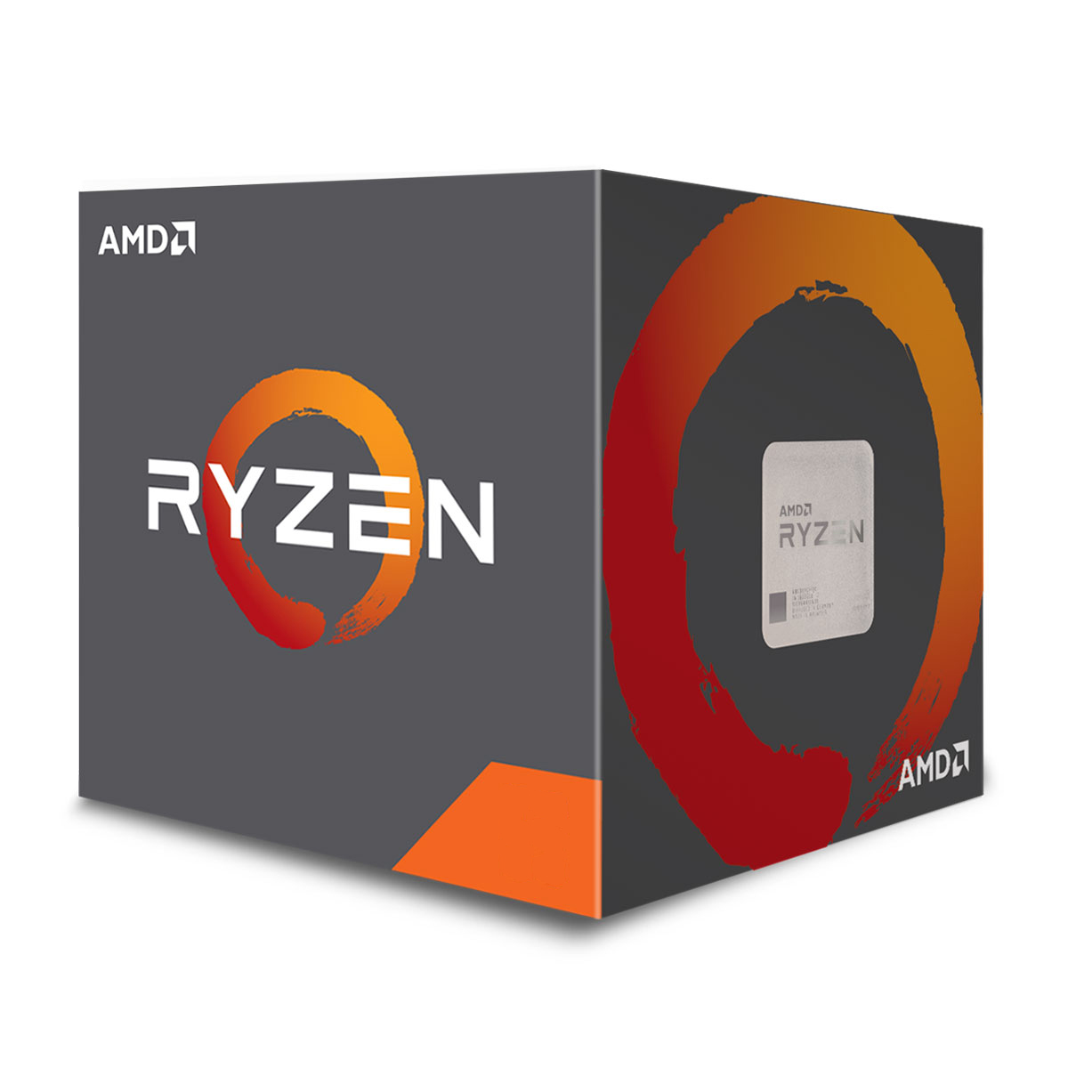 Processeur AMD 4 Core-4 Threads Socket AM4 Ryzen 3 1200 10 Mo (Boîte), informatique ile de la Réunion, informatique-reunion.com
