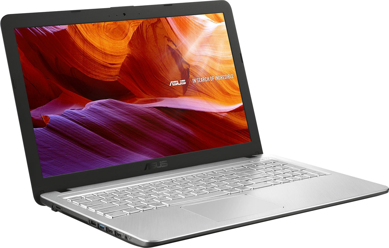 Ordinateur portable Asus X543UA-GQ1685T Intel Pentium, SSD 256 Go, 4Go, 15.6 pouces LED, W10 64bits, informatique Reunion 974, Futur Réunion informatique