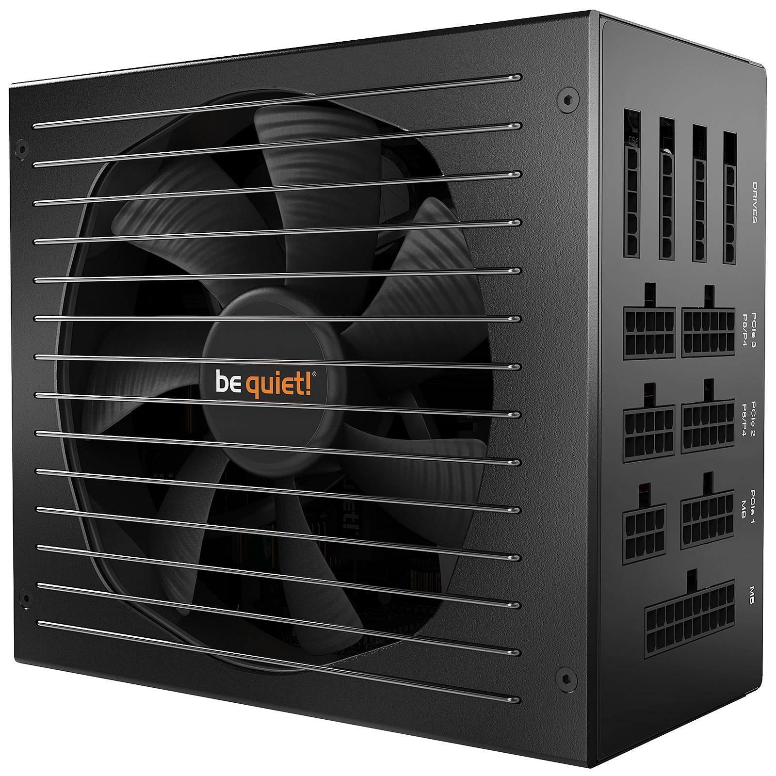 Alimentation PC 1000W be quiet! Straight Power 11 1000W 80PLUS Gold, informatique ile de la Réunion 974, Futur Réunion Informatique