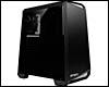 PC ATX, Micro-ATX, Mini-ITX Antec NX100 Boîtier tour noir / gris avec fenêtre sans alimentation