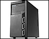 Ordinateur : Station de travail Intel Core i3 8100, 4C/4T, 8 Go DDR4, SSD 240 Go, W10 pro