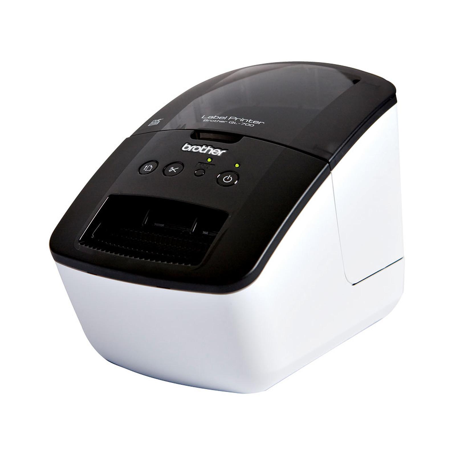Imprimante thermique à étiquettes Brother QL-700 en USB pour MAC, Windows et Linux, Informatique Réunion 974