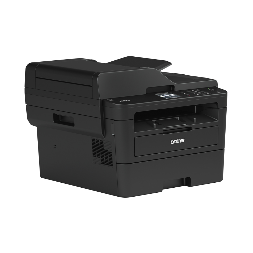 Imprimante laser monochrome Multifonction 4 en 1 Brother MFC-L2730DW, copie, fax, recto-verso automatique, USB 2.0, RJ45, Wi-Fi, compatible smartphone et tablette, imprimante reunion, imprimante 974, Informatique ile Réunion 974