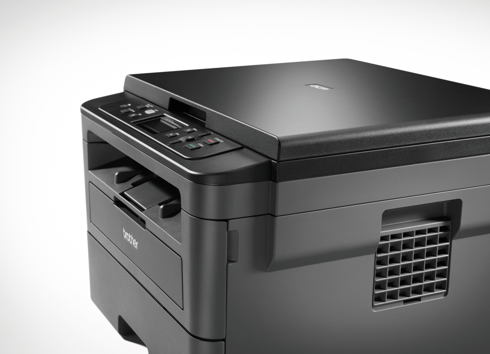 Imprimante laser monochrome Multifonction 3 en 1 Brother DCP-L2530DW monochrome, recto-verso automatique, USB 2.0, Wi-Fi, compatible smartphone et tablette, imprimante reunion, imprimante 974, Informatique ile Réunion 974