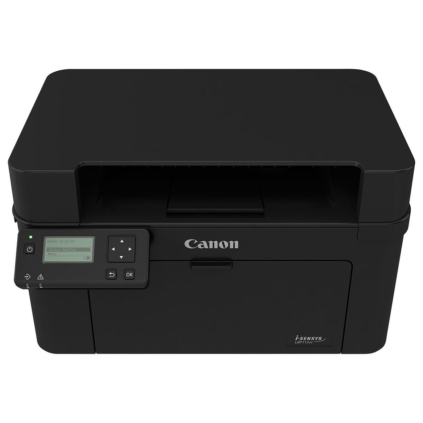 Imprimante laser monochrome Canon i-SENSYS LBP113w, USB 2.0, Wi-Fi, compatible smartphone et tablette, imprimante reunion, imprimante 974, Informatique ile Réunion 974