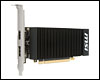 Carte graphique MSI GT 1030 2 Go DDR5 LP OC PCIe