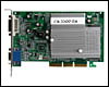 Carte graphique MSI GeForce FX5500  256mo AGP 8x