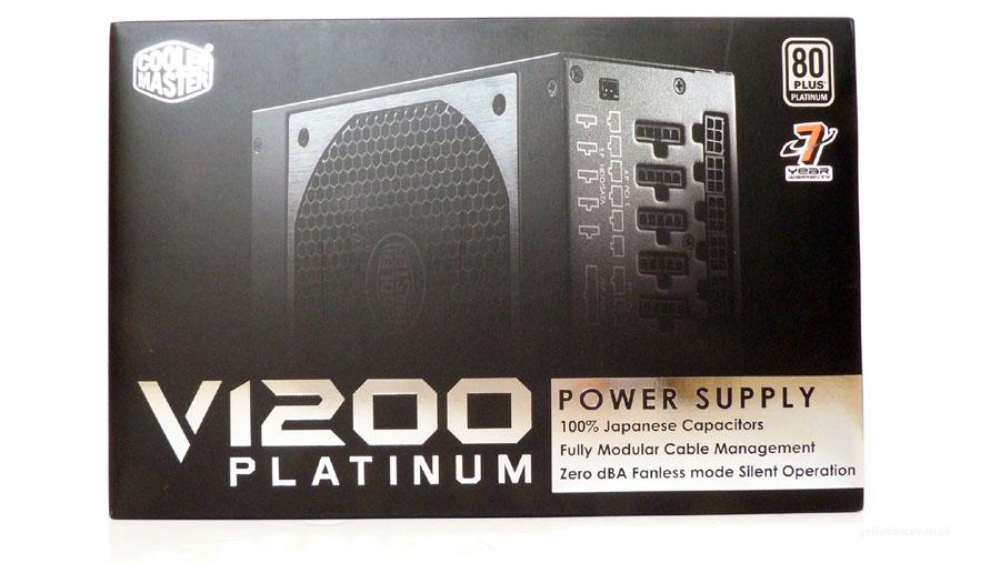Alimentation PC 1200W Cooler Master V1200 Series Modulaire 80 Plus Platinium RSC00-AFBAG1-EU, informatique ile de la Réunion 974, Futur Réunion Informatique