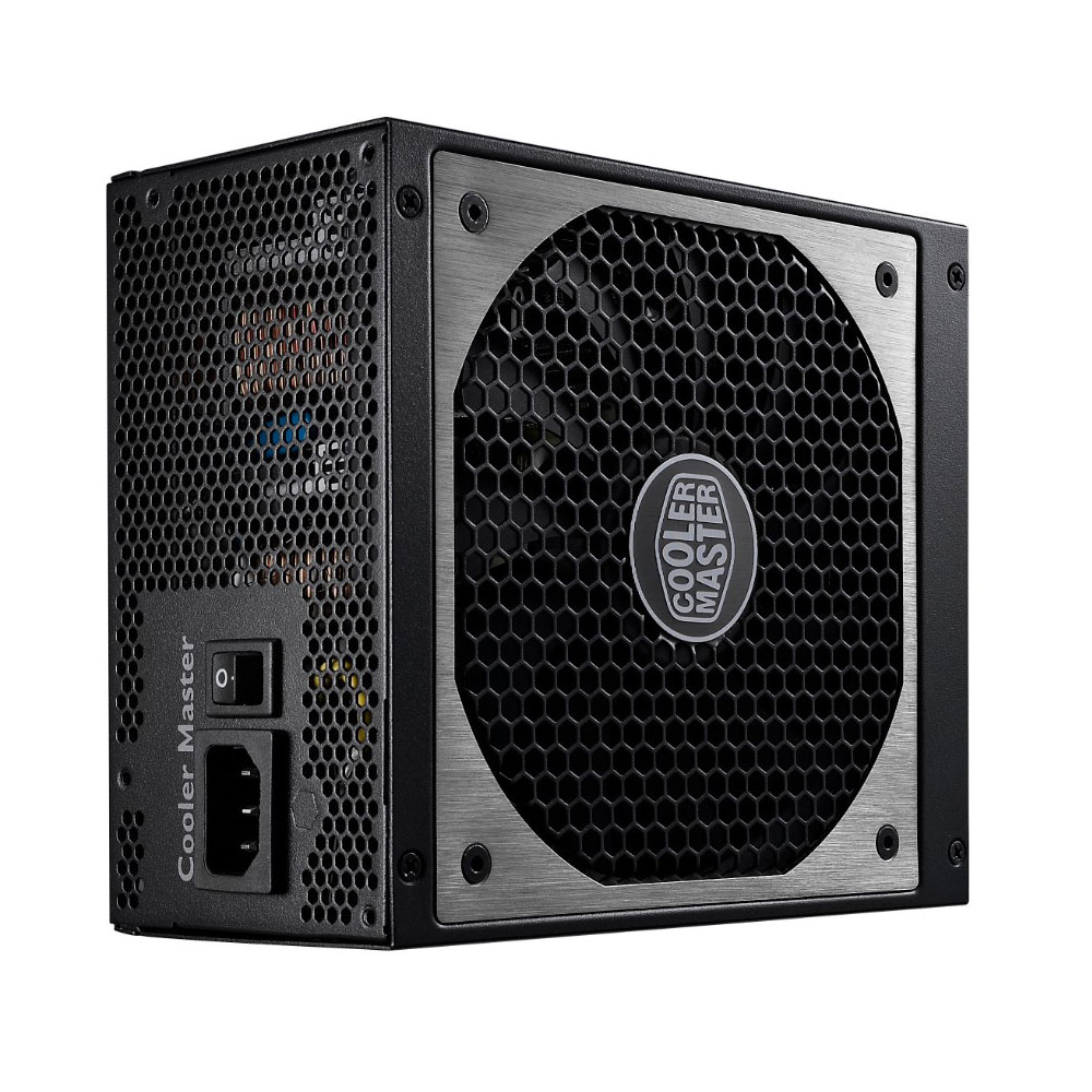 Alimentation PC 850W Cooler Master V850 Series Modulaire 80 Plus Gold RS850-AFBAG1-EU, informatique ile de la Réunion 974, Futur Réunion Informatique