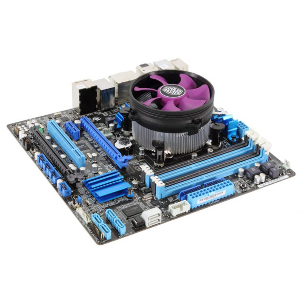 Ventirad Coller Master X Dream i117 (pour processeurs sockets  Intel*), informatique Reunion, 974, Futur Réunion