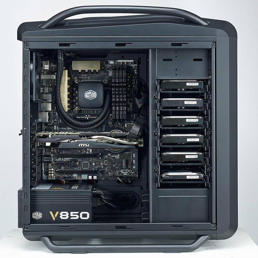 Watercooling Cooler Master Nepton 240M, Système de refroidissement liquide pour processeur AMD et Intel, informatique ile de la Réunion 974