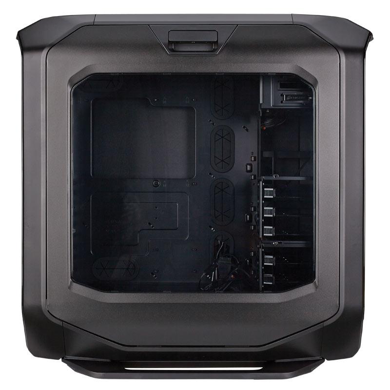 Boitier PC Corsair Graphite 780T Grand Tour Noir avec fenêtre (sans alim), informatique ile de la Réunion 974