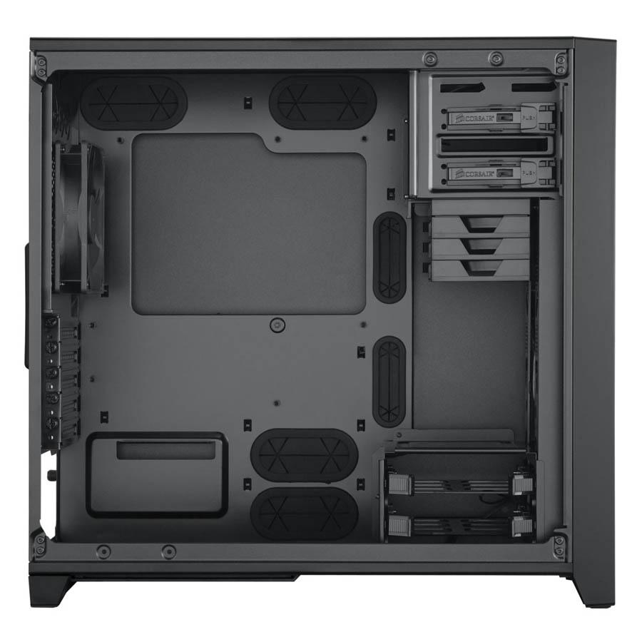 Boitier PC Corsair Obsidian 350D Micro ATX et Mini ITX Noir (sans alim), informatique reunion, informatique ile de la Réunion 974