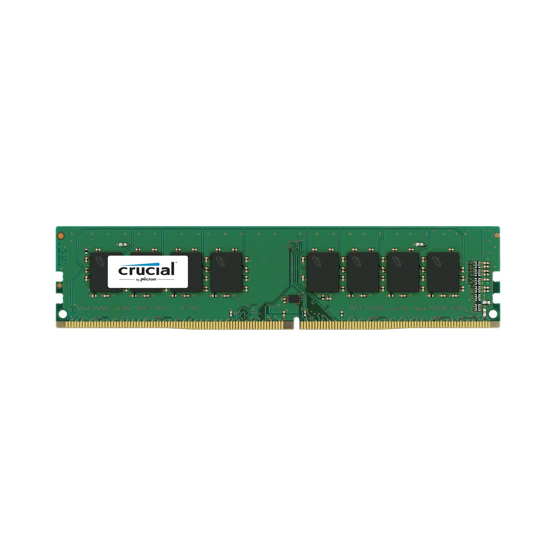 Mémoire Crucial 4 Go DDR4 2400 MHz CL17, informatique ile de la Réunion 974