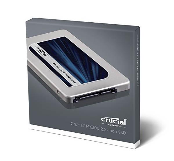 Disque dur SSD Crucial MX300 240 Go 2.5 pouces (7mm) Serial ATA 3 (6Gb/s), informatique ile de la Réunion 974