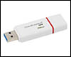 Clé USB 3.0 Kingston DataTraveler G4 32 Go <b>USB 3.0</b>