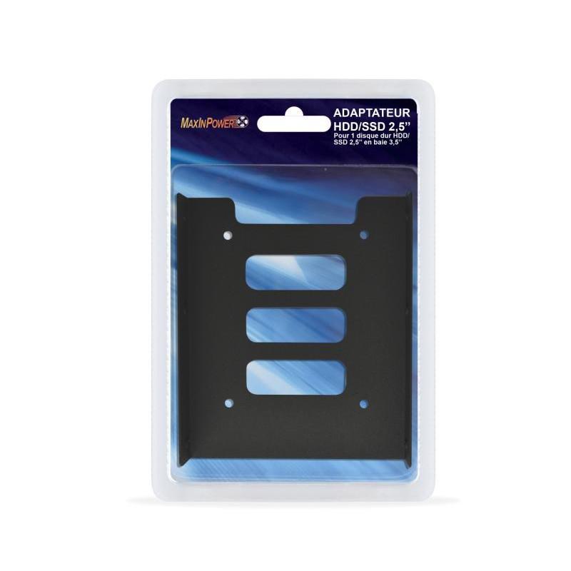 adaptateur 3 5 pouces pour disque dur ou ssd 2 5 pouces. Black Bedroom Furniture Sets. Home Design Ideas