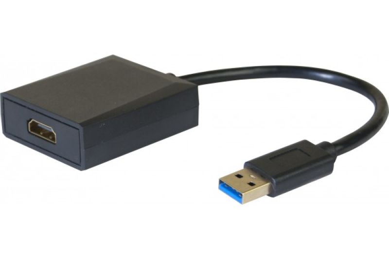 Carte graphique externe USB 3.0 sortie HDMI 1080p, informatique reunion, informatique ile de la Réunion 974