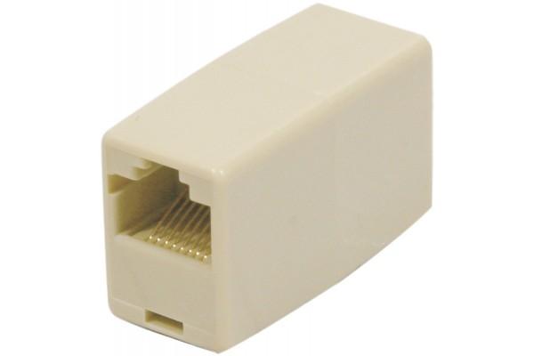 Prolongateur pour câble RJ45 femelle/femelle