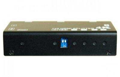 Splitter HDMI 1 entrée vers 4 sorties, informatique 974
