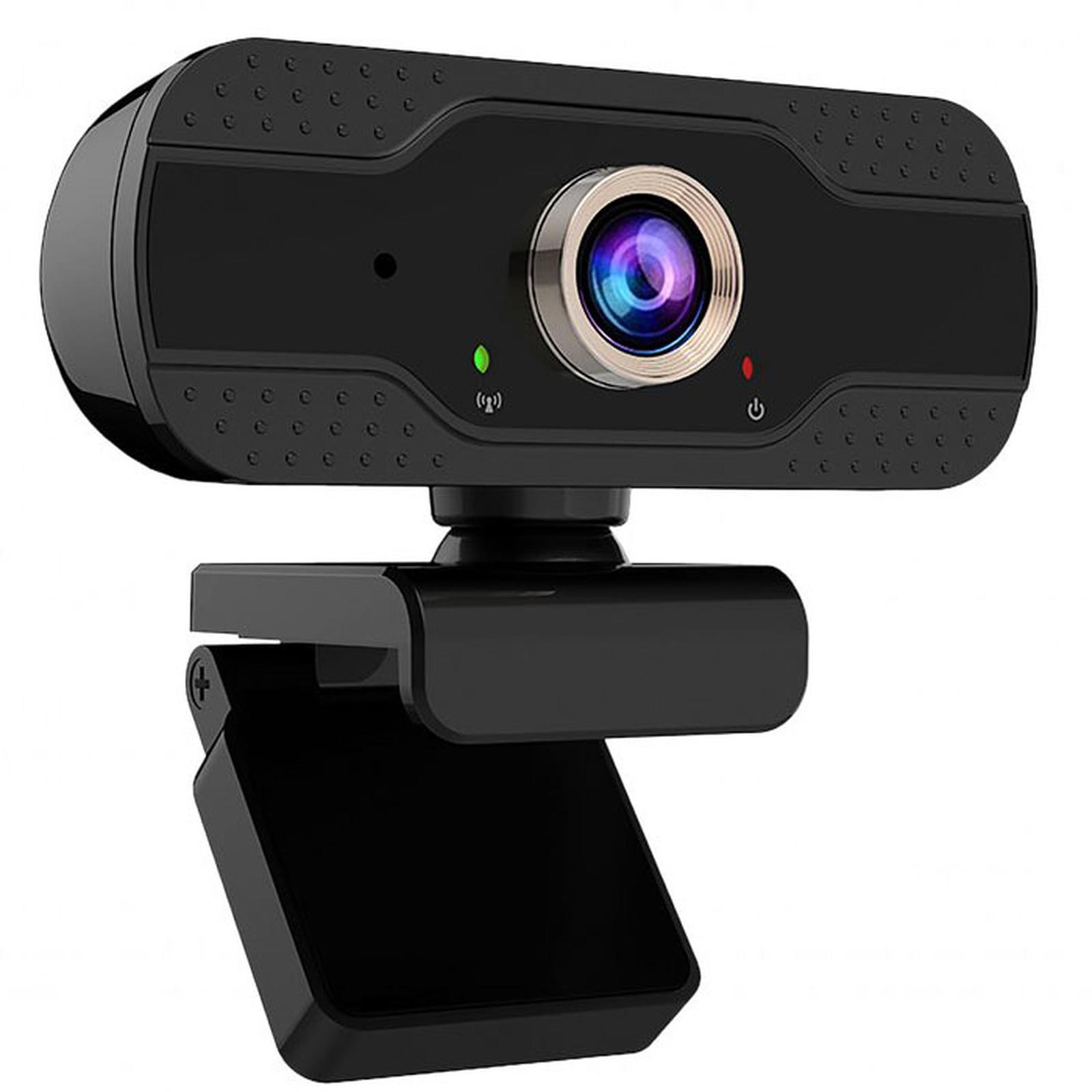 Webcam USB Urban Factory Webee 1080p autofocus avec microphone (WHD20UF), informatique ile de la Réunion 974