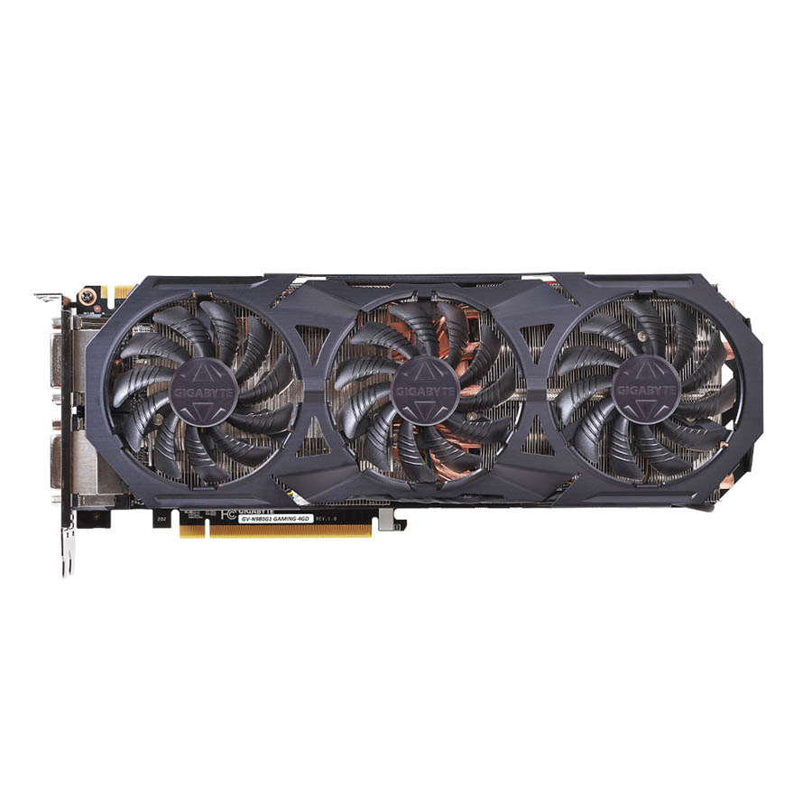 Carte graphique Gigabyte GTX 980 G1 Gaming 4 Go DDR5 PCIe, informatique reunion, informatique ile de la Réunion 974