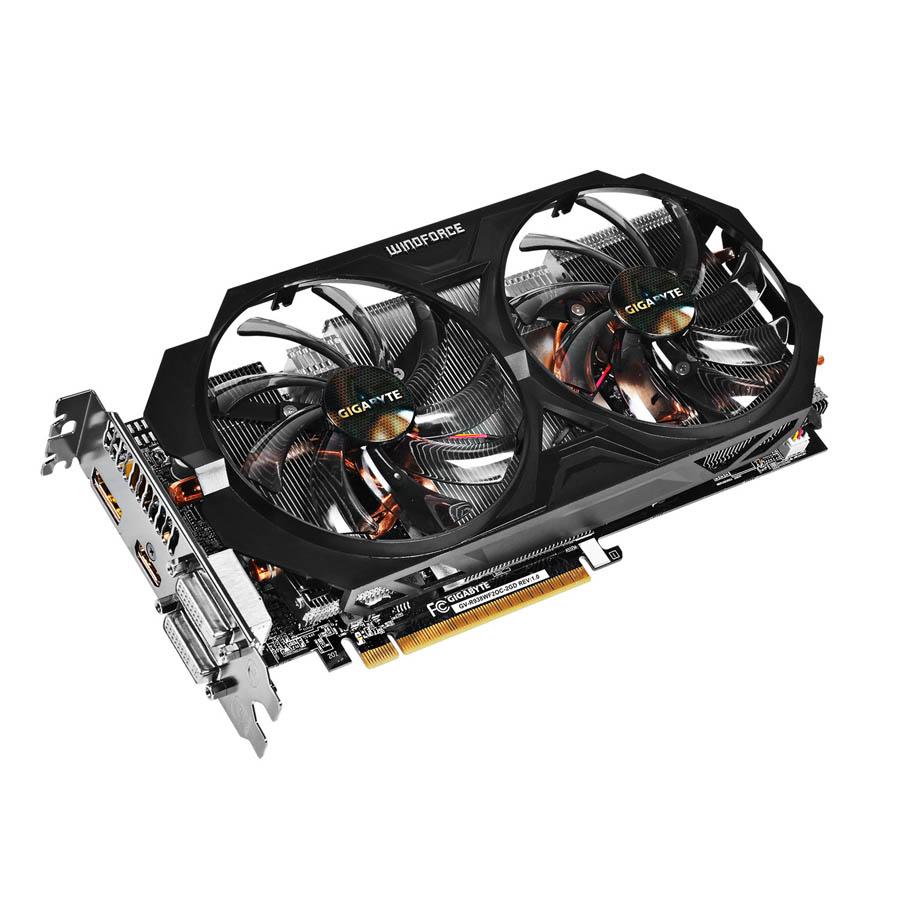 Carte graphique Gigabyte AMD Radeon R9 380 2Go DDR5 PCIe 3.0, Informatique Réunion 974