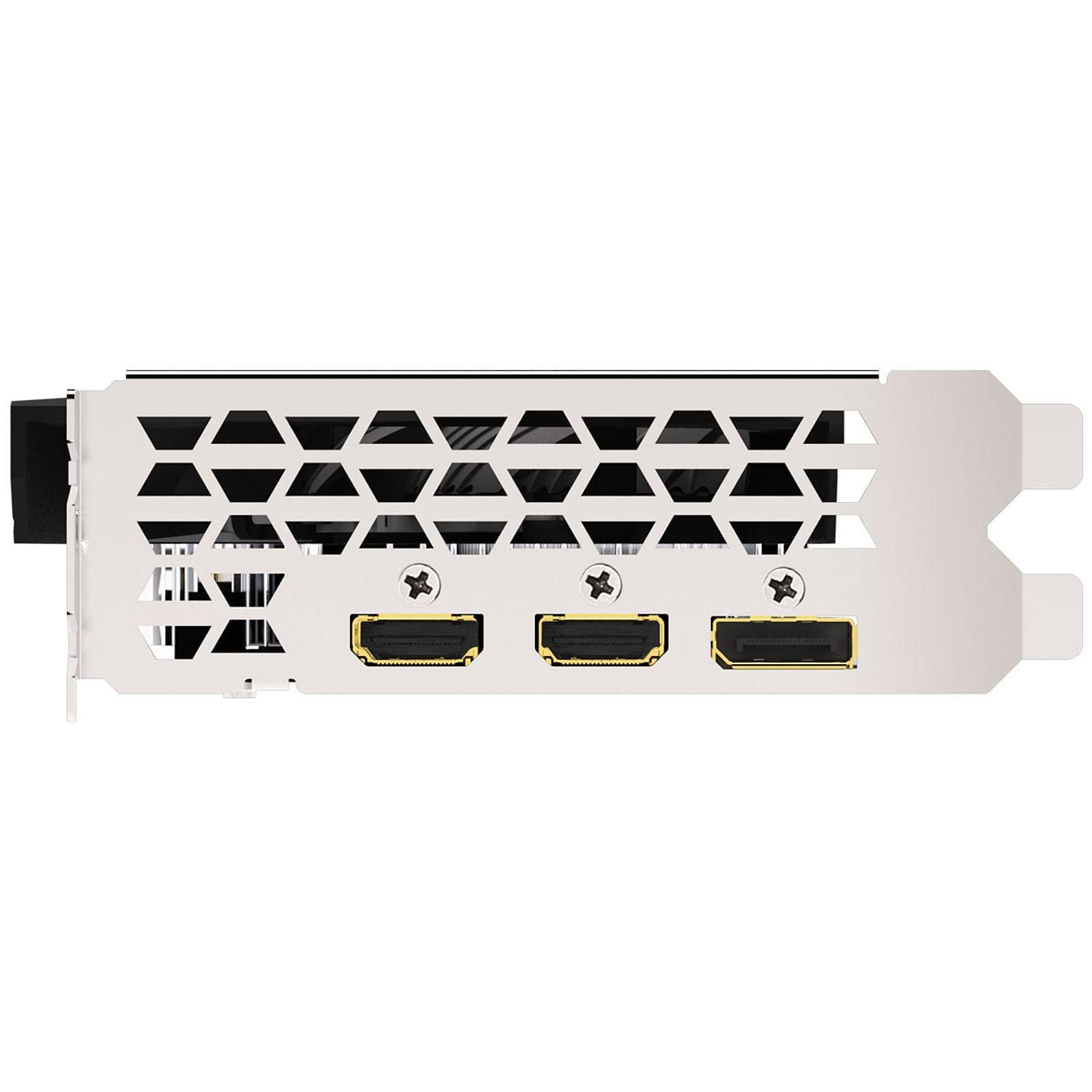 Carte graphique Gigabyte GeForce 1650 MINI ITX OC 4Ggo DDR5 PCIe 3.0, informatique reunion, informatique ile de la Réunion 974