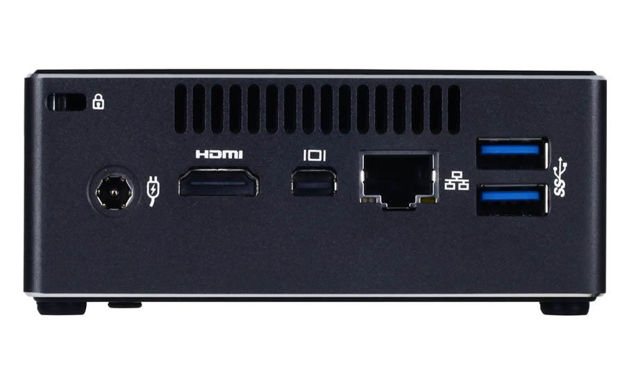 Ordinateur Gigabyte Brix GB-XM12-3277 Intel Core i3-3227U Intel HD Graphics 4000 (sans écran/mémoire/disque dur), informatique ile de la Réunion 974