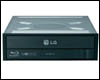 Graveur de Blu-ray, DVD, CD, LG BH16NS40 version bluck
