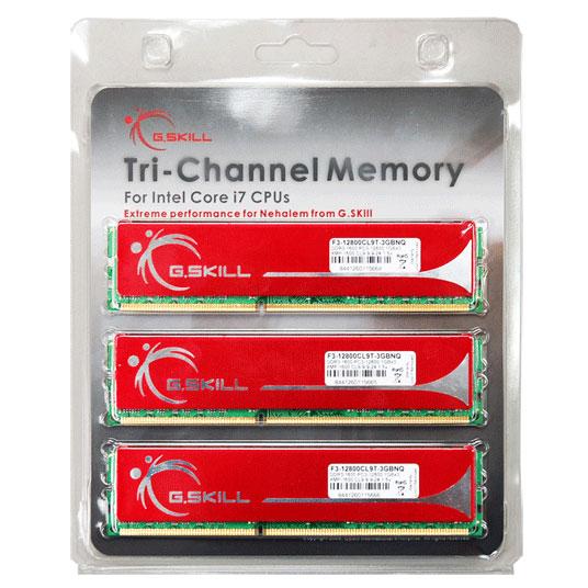 Mémoire GSKill 6Go Kit 3x 2Go PC10600 1333 MHz, informatique ile de la Réunion 974