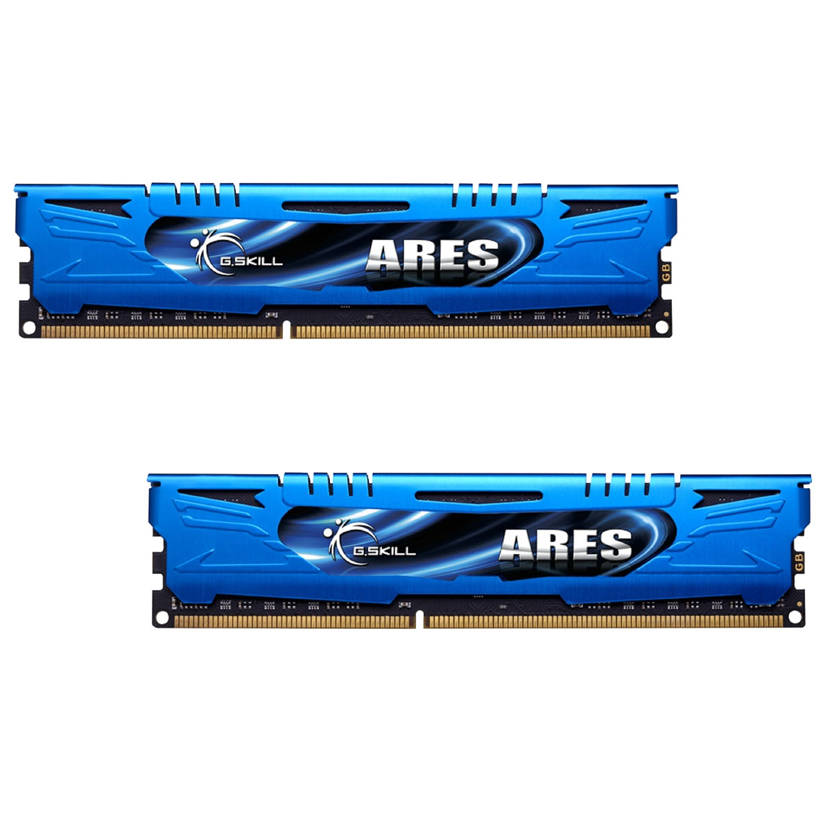 Mémoire GSKill Ares Series 16Go Kit 2x 8Go PC19200 2400 MHz CL11, informatique ile de la Réunion 974
