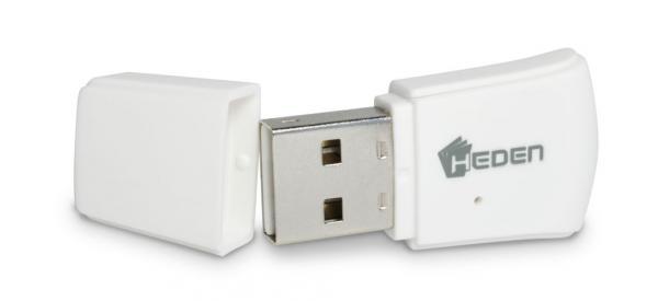 Carte réseau wifi N (300 Mbps) USB Heden , informatique Reunion, 974, Futur Réunion