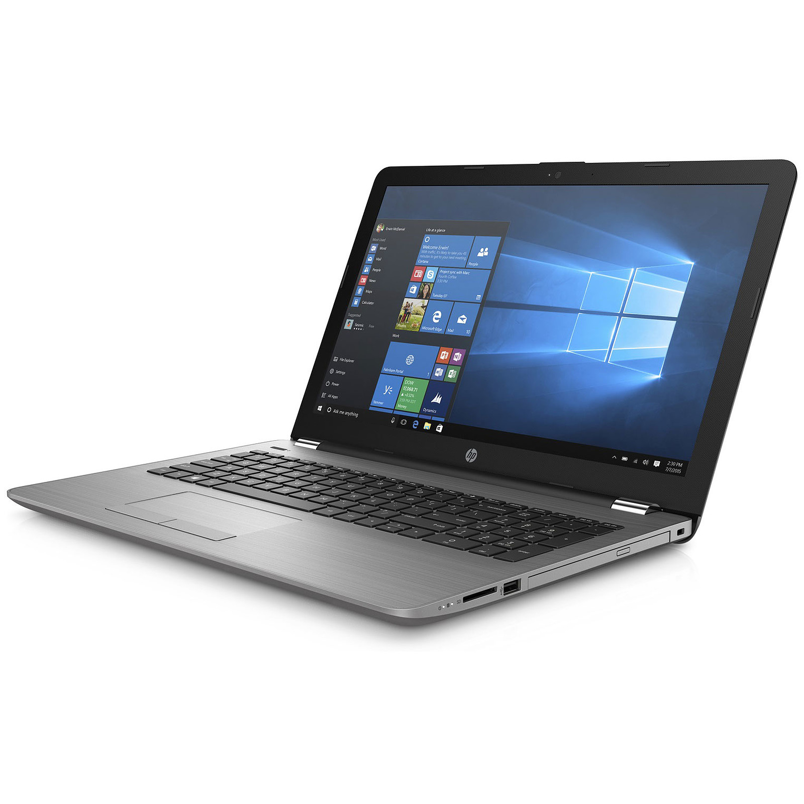 Ordinateur portable HP Probook 250 G6, Intel Core i5, 8 Go DDR4, SSD 256 Go, 15,6 pouces, W10 64bits, informatique Reunion 974, Futur Réunion informatique