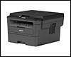 Imprimante laser monochrome Brother DCP-L2530DW 3-en-1, recto verso automatique, copie, USB 2.0, Wi-Fi, compatible avec smartphone et tablette