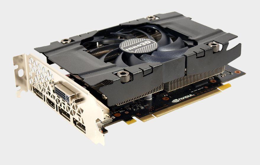 Carte graphique Inno3D GTX 1060 3Go PCIe 3.0 Compacte, informatique reunion, informatique ile de la Réunion 974