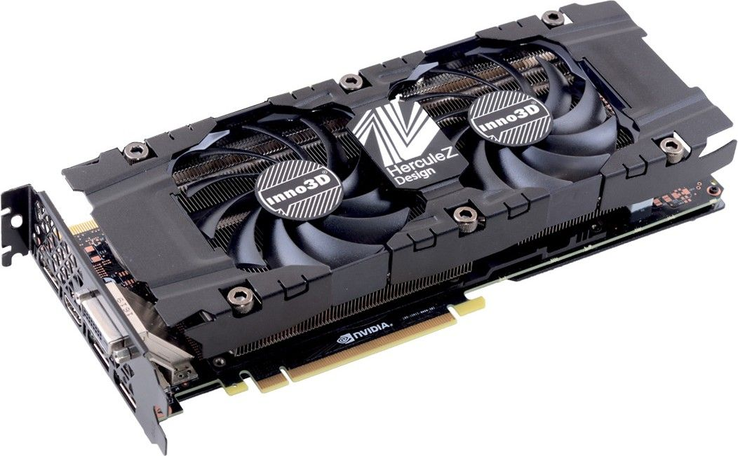 Carte graphique Inno3D GeForce GTX 1080 Twin X2 v2 8 Go DDR5X PCIe 3.0, informatique reunion, informatique ile de la Réunion 974