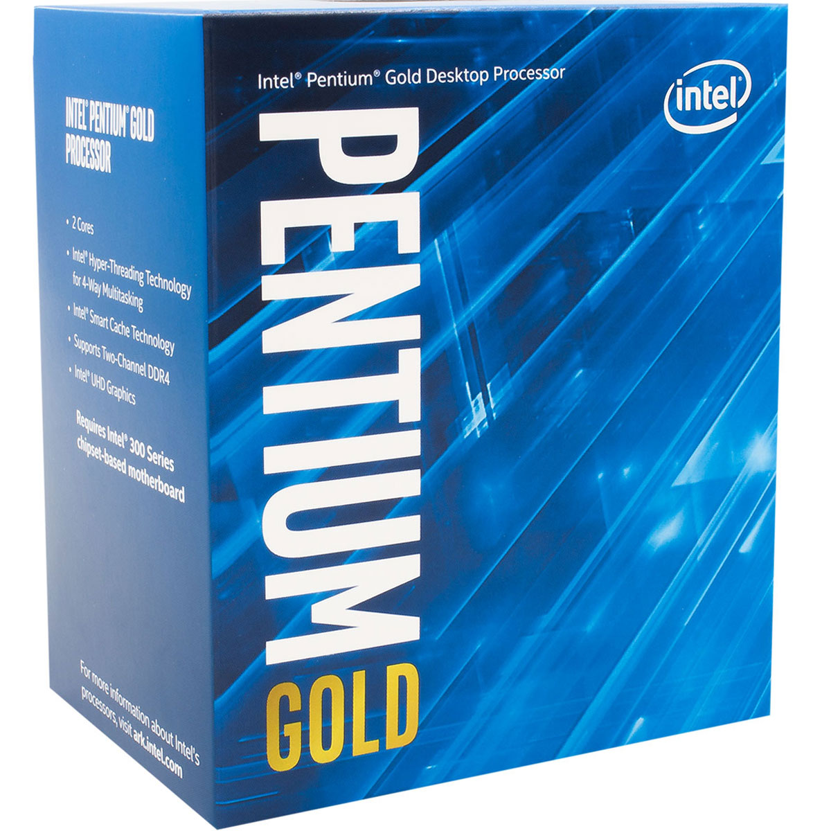 Processeur Intel Pentium Dual Core (3.60 GHz) Socket 1151 - Cache 3 Mo (Box), informatique ile de la réunion